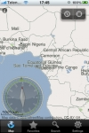 Africa - Offline map with directU - (free) screenshot 1/1