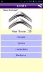Logo Quiz Car Brand Logos Game screenshot 2/6