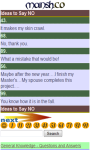 99 Ways to Say NO screenshot 2/3