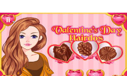 Valentine Is Day Hairdos screenshot 1/4