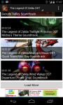 The Legend of Zelda Video screenshot 1/6