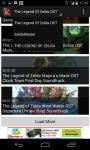 The Legend of Zelda Video screenshot 2/6