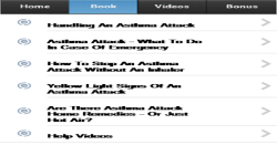 Asthma Attack screenshot 2/3