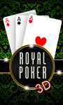 Royal Poker 3D - Texas screenshot 1/4