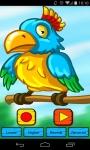 Funny Talking Parrot screenshot 1/1