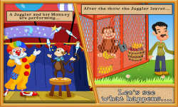 Free Hidden Object Games - Monkey Madness screenshot 2/4