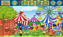 Free Hidden Object Games - Monkey Madness screenshot 3/4