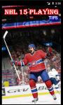 NHL 15 Playing Tips screenshot 1/4
