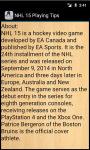 NHL 15 Playing Tips screenshot 4/4