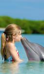 Dolphin Friendship Live Wallpaper screenshot 1/4