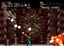 Contra: The Hard Corps screenshot 2/6