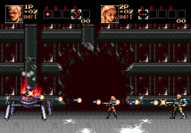 Contra: The Hard Corps screenshot 3/6