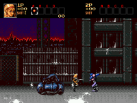 Contra: The Hard Corps screenshot 4/6