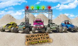 Survivor Monster Truck Match screenshot 1/5