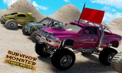 Survivor Monster Truck Match screenshot 2/5