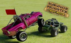 Survivor Monster Truck Match screenshot 3/5