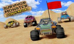 Survivor Monster Truck Match screenshot 4/5