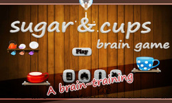 Sugar And Cup : Brain Game screenshot 1/5