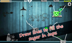 Sugar And Cup : Brain Game screenshot 2/5