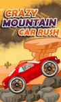 CRAZY MOUNTAIN CAR RUSH  screenshot 1/1