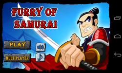 Furry Of Samurai Free screenshot 1/3