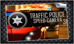 Traffic Police Speed Camera 3D screenshot 1/5