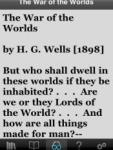 The H. G. Wells Collection screenshot 1/1