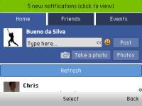 Yahoo Messenger on Blaast screenshot 5/6