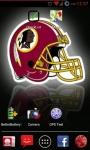 Washington Redskins NFL Live Wallpaper screenshot 2/3