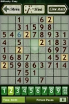 Tap Sudoku screenshot 1/1