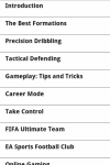 FIFA  12  EASPORTS  Tips screenshot 1/2
