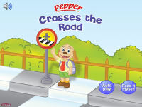 Pepper Crosses the Road screenshot 5/5