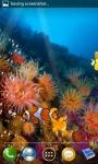 Ocean aquarium LWP screenshot 4/4