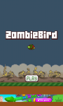 Flappy Zombie Bird screenshot 1/2