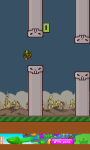 Flappy Zombie Bird screenshot 2/2