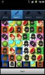 Fruit Slicing Ninja Attack screenshot 2/5
