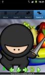 Fruit Slicing Ninja Attack screenshot 4/5