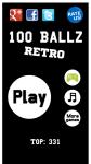 100 Ballz Retro screenshot 4/4
