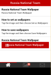 Russia National Team Wallpaper screenshot 2/5