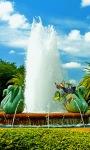 White Fountain Live Wallpaper screenshot 3/3