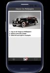 Classics Cars Wallpaper screenshot 3/6
