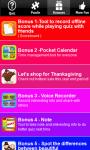 Thanksgiving Trivia - Quiz Recipes Prayer Football screenshot 4/6
