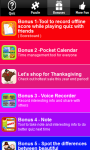 Thanksgiving Trivia - Quiz Recipes Prayer Football screenshot 6/6
