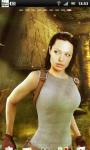 Tomb Raider Live Wallpaper 3 screenshot 1/3