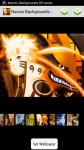Naruto Backgrounds HD screenshot 1/4