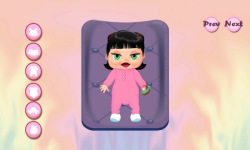 Celebrity New Baby Born and Baby Care Game screenshot 5/5