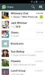 New WhatsApp MSG screenshot 2/6