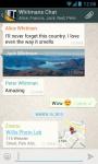 New WhatsApp MSG screenshot 3/6