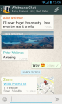 New WhatsApp MSG screenshot 5/6