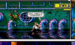 CoMiX ZoNe-Sega screenshot 4/6